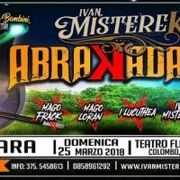Pescara, Abrakadabra for Kids, gran galà della magia per bambini