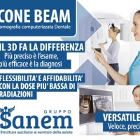 Cone Beam  – l'originale tac dentale