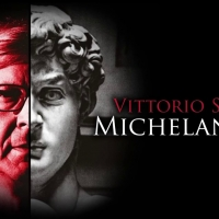 SGARBI ED IL SUO MICHELANGELO AL TEATRO OLIMPICO DI ROMA