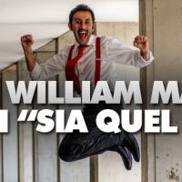 Sia quel che sia è il nuovo videoclip del cantautore William Manera: ecco l'imperdibile reportage del suo tour estivo accompagnato da un sound trascinante e inconfondibile!