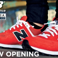 OUTLET VILLAGE, APRE IL PRIMO MONOMARCA DI NEW BALANCE IN SICILIA