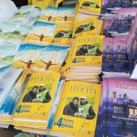 Distribuiti i libretti La Via della felicità