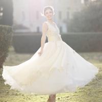 La Vie en Blanc Roma celebra l'arrivo della primavera nell'incantevole atmosfera di Villa Rosantica