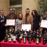 Gli Oli della provincia di Latina tra gli Orii del Lazio: premiate a Roma otto aziende locali