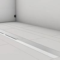 TECEdrainprofile, una soluzione brillante per il tuo spazio doccia!