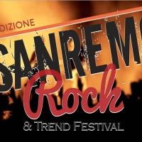 31° SANREMO ROCK & TREND FESTIVAL - Il Live Tour 2017/18 arriva in Sardegna -