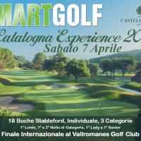 Country Club Castelgandolfo: Smart golf Catalogna experience 2018
