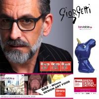 Alessandro Giorgetti: l'Arte Contemporanea al Daf Design Art Food di Milano