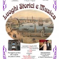 Luoghi Storici & Musica: passeggiata tra liberty e bel canto