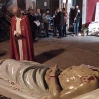 Mariglianella: Svolta la Via Crucis promossa dalla Comunità Parrocchiale guidata da Don Ginetto De Simone. La partecipazione del Sindaco Felice Di Maiolo e dell'Amministrazione Comunale.