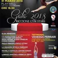 Noi per Napoli al Galà della Ginnastica di Riccione con il soprano Olga De Maio ed il tenore Luca Lupoli
