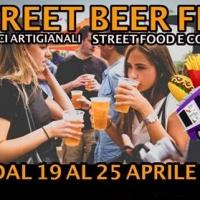 Dal 19 al 25 aprile, @ AREA STORIE METROPOLITANE, Street Beer Fest Salone Del Mobile.