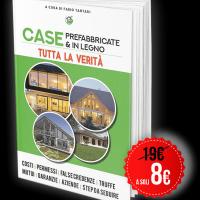 Nuova Guida alle Case in Legno di Immobilgreen.it: tutto quello che devi sapere sulla Bioedilizia in Italia