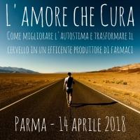 L'Amore che cura: workshop con il coach Andrea Giuffredi   e l'oncologo Claudio Pagliara