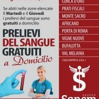 Laboratorio analisi Roma convenzionate e prelievi domiciliari – Gruppo Sanem