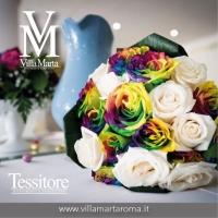 Villa Marta a Roma: location gay friendly by TessitoreRicevimenti.it