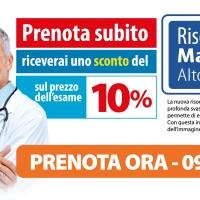 Risonanza magnetica Sicilia dove prenotare? a Siracusa Clinica Villa Rizzo prenota ora riceverai uno sconto...