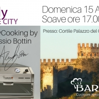 VINITALY AND THE CITY E BARBERIX: UN SHOW COOKING FIRMATO ALESSIO BOTTIN