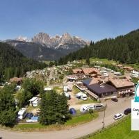 I 10 migliori Campeggi e Villaggi per il benessere: il Camping Vidor a Pozza di Fassa primo nel certificato Wellness 2018