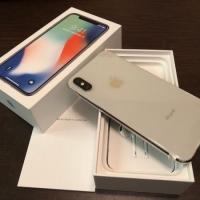 Apple iPhone X 256GB - Silver, Space Grey (Unlocked) Smartphone