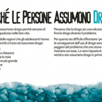 Diciamo la verità sulla droga a Lumezzane