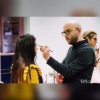 Andrea Ubbiali tra i 10 make-up artist più richiesti ed influenti del momento , ecco le tariffe VIP