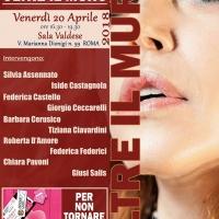"""Senza di te io non esisterei"": appuntamento a Roma alla Sala Valdese"