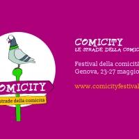 Comicity Festival_ Festival della comicità a Genova dal 23 al 27 maggio. Iscriviti subito ai contest artistici!