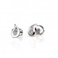 Segreti di Mu in promozione per la Festa della Mamma con la collana e gli orecchini punto luce in oro e diamanti