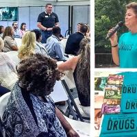 La campagna di Scientology contro la droga arriva in Alabama
