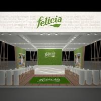 Nuovo concept design per Felicia a Cibus 2018
