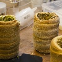 Sweet Chimney, prima bakery dedicata interamente al tipico dolce ungherese, la Chimney Cake