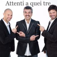 Il Gruppo Musicale Trio.it in concerto a Roma il 22 aprile al Nuovo Teatro Orione.