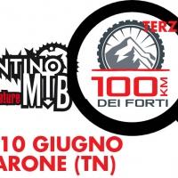 TRENTINO MTB PRESENTA LA 100 KM DEI FORTI. ISCRIVERSI AL 1000GROBBE BIKE CHALLENGE CONVIENE