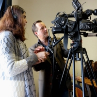Lezioni e incontri con professionisti del cinema, la didattica nuova del prof. Giordano all'Orientale