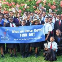 Gioventù per i Diritti Umani promuove la consapevolezza sui Diritti dell'Uomo in Nigeria
