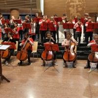 """""""MUSICA IN MENSA, MAESTRO!"""" Orchestra Suzuki di Torino diretta da Lee e Antonio Mosca"""