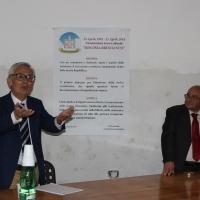 """Brusciano: Alle Amministrative 2018 il Giudice Carminantonio Esposito si candida a Sindaco per la """"Riscossa Bruscianese"""". (Scritto da Antonio Castaldo)"""