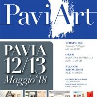 PaviArt 2018: un weekend di maggio tra arte e cultura