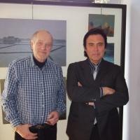 Massimo Paracchini presenta A. Negretto alla Galleria Nelson Cornici