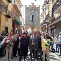 Brusciano: La Questua del Giglio Passo Veloce 1978 per la 143esima Festa dei Gigli in Onore di Sant'Antonio di Padova 2018. (Scritto da Antonio Castaldo)