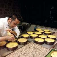 Il talentuoso Ruggiero Carli nuovo Pastry Chef di Emporio Borsari