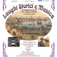 Luoghi Storici e Musica: passeggiata nella Napoli liberty ed il bel canto