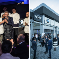 La concessionaria BMW Autostar si trasforma in ristorante stellato