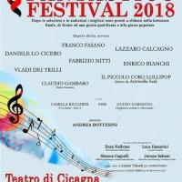 Finalissima del Fantastico fESTIVAL: 19 maggio al teatro Comunale di Cicagna