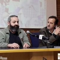 Italo Scialdone, sceneggiatore del film Gatta Cenerentola, propone la sua visione di Napoli agli studenti dell'Orientale