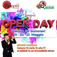 "Il bartender Bruno Vanzan all'Open Day ""Waiting For Summer"""