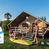 I 10 migliori Campeggi e Villaggi per il Glamping: il Torre Rinalda Camping Village di Lecce primo nel 2018
