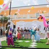 Pubblimarket2 firma concept creativo e gestione organizzativa per i 10 anni del Palmanova Outlet Village