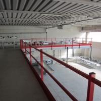 Problemi di spazio in magazzino? La soluzione sono i soppalchi industriali